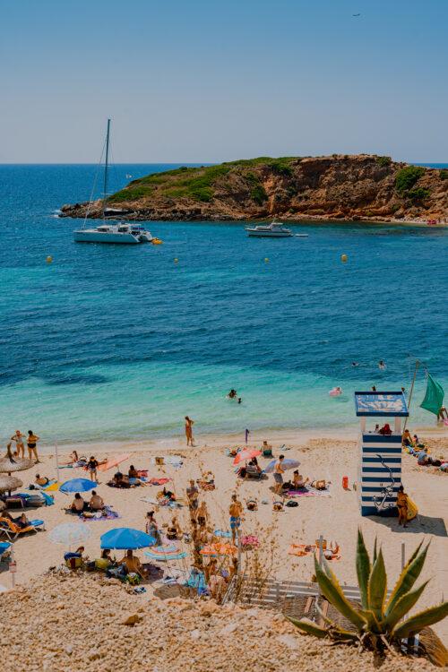 Playa de S'Oratori Portals Nous